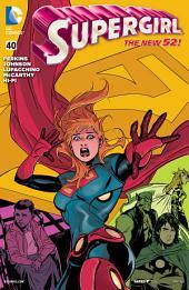 Supergirl (2011-) #40
