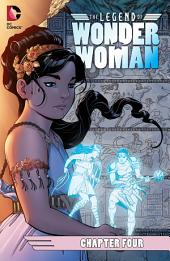 The Legend of Wonder Woman (2015-) #4