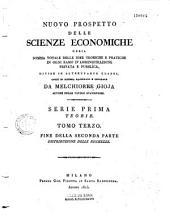 Nuovo prospetto delle scienze economiche ossia somma totale delle idee teoriche e pratiche in ogni ramo d'amministrazione privata e pubblica,...