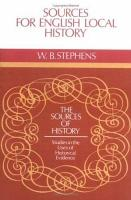 Sources for English Local History PDF
