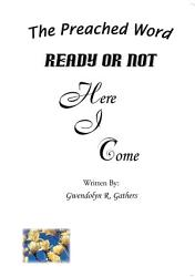 Ready Or Not Here I Come Book PDF