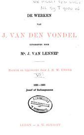De werken van J. van den Vondel: Volume 6