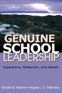 Genuine School Leadership PDF