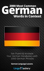 2000 Most Common German Words in Context PDF