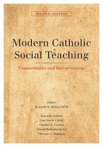 Modern Catholic Social Teaching Book