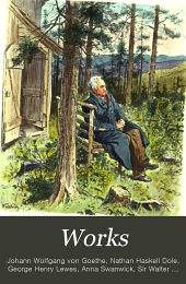 Life of Goethe, by G.H. Lewes