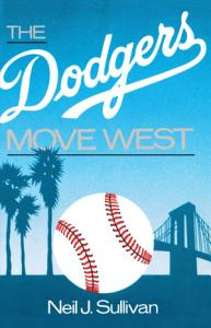 The Dodgers Move West Book