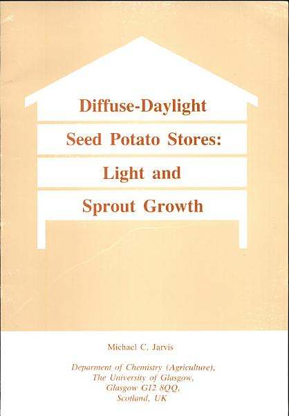 Diffuse Daylight Seed Potato Stores Light And Sprout Growth