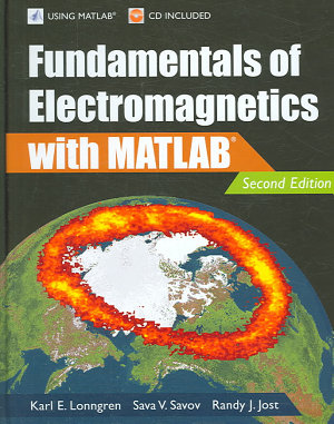 Fundamentals of Electromagnetics with MATLAB PDF