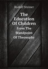 The Education Of Children
