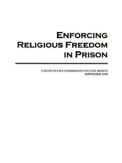 Enforcing Religious Freedom in Prison PDF