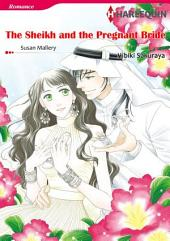 The Sheikh and the Pregnant Bride: Harlequin Comics