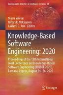 Knowledge-Based Software Engineering: 2020