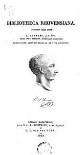 Bibliotheca Reuvensiana
