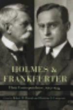 Holmes and Frankfurter