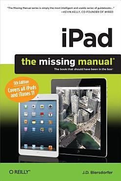 iPad  The Missing Manual PDF