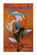 Homemade Cleaners PDF