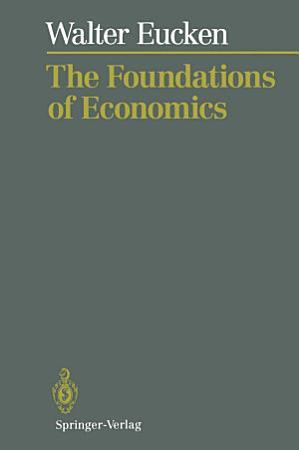 The Foundations of Economics PDF