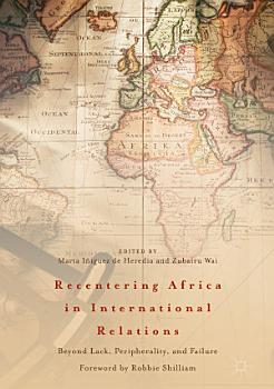 Recentering Africa in International Relations PDF