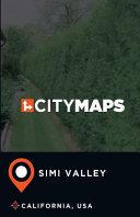 City Maps Simi Valley California, USA
