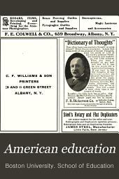 American Education: Volume 14, Issue 2