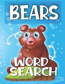 Bears Word Search PDF