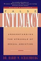False Intimacy PDF