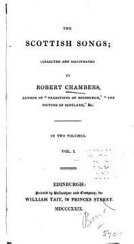 The Scottish Songs PDF