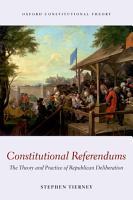 Constitutional Referendums PDF