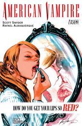 American Vampire (2010-) #24