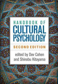 Handbook Of Cultural Psychology  Second Edition