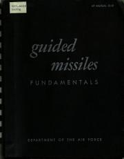 Guided Missiles PDF