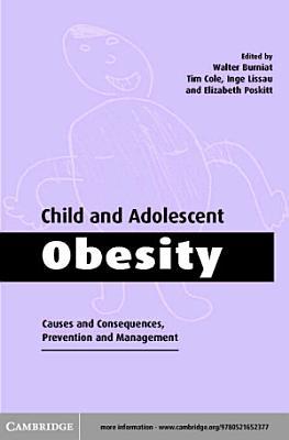 Child and Adolescent Obesity PDF