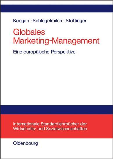 Globales Marketing Management PDF