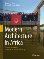 Modern Architecture in Africa PDF