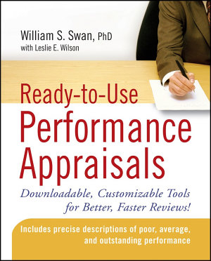 Ready to Use Performance Appraisals
