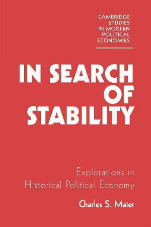 In Search of Stability PDF