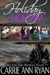 The Complete Holiday Montana Box Set (Book 1 - 5): (A Paranormal Box Set)