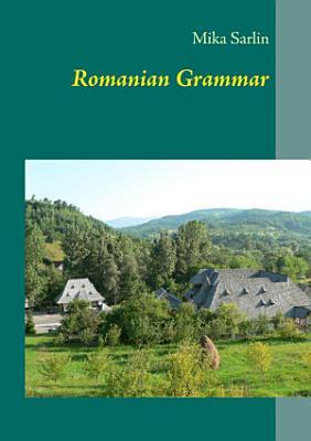 Romanian Grammar PDF