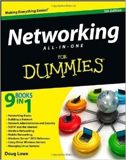 Networking ALL IN ONE DESK REFERENCE FOR DUMmIES 3RD EDITION PDF