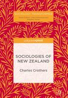 Sociologies of New Zealand PDF