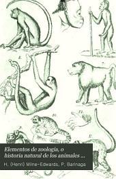Elementos de Zoología, o Historia natural de los animales