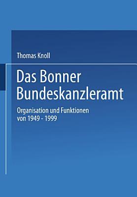 Das Bonner Bundeskanzleramt PDF