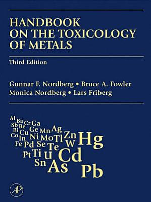 Handbook on the Toxicology of Metals PDF