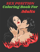 Sex Position Coloring Book For Adults