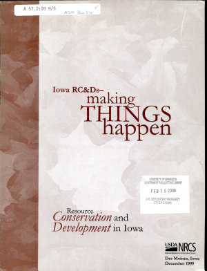 Iowa RC Ds  making Things Happen PDF