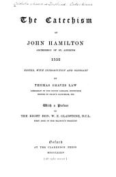 The Catechism of John Hamilton, Archbishop of St. Andrews, 1552