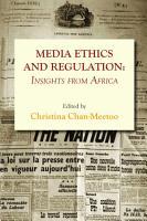 Media Ethics and Regulation PDF