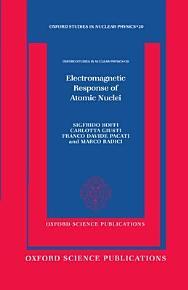 Electromagnetic Response of Atomic Nuclei PDF
