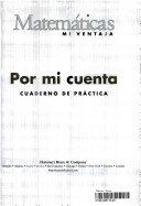 Mate Mi Ventaja, Grade 4 Practice Workbook